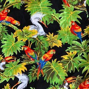 a4ed11262c Cactus Shirts - Floral printed shirt short sleeve size m